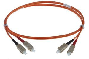 5m SC-SC 50/125um - 3mm duplex patchcord ORANGE