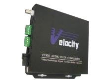 Velocity-8 Channel MM Video/Data/Audio Multi Function Digital Optical Converter