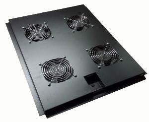 Roof Fan Plate 4 Fans for 1000mm cabinets