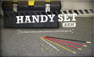 Super-Rod Rod Kits-Handy Sets 2 metres - 4 Rod Flexibilities