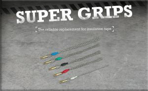 Super-Rod Multi Pack: 4- 5mm Super Grips 3 Pack