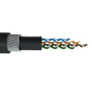 Category 5e F/UTP LSZH SWA Cable - per metre