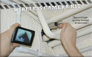 Super-Rod Wireless Camera Kit