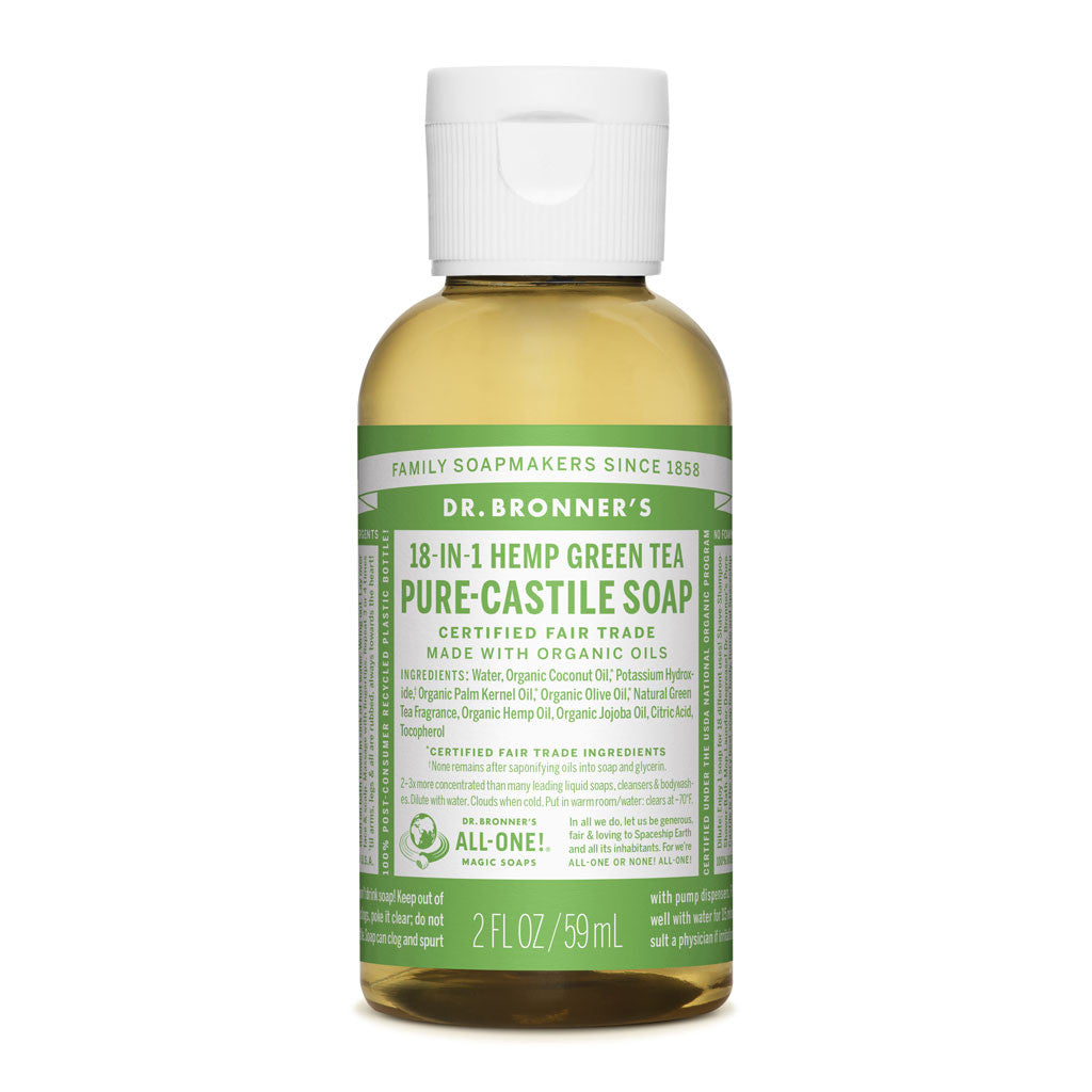 dr bronner 39 s pure castile liquid soap green tea dr bronner 39 s australia. Black Bedroom Furniture Sets. Home Design Ideas