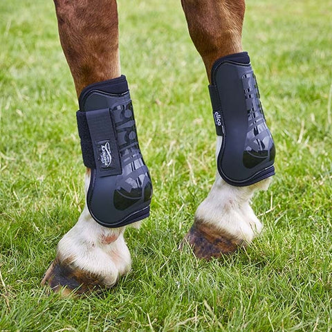 Elico Tendon Boots with Memory Foam Lining