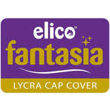 Elico Fantasia Unicorn Lycra Skull Cover with Pom Pom Limited Edition