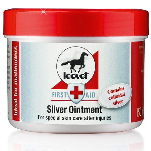 Leovet Silver Ointment 150ml