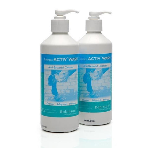 Robinson Activ Cleansing Wash 500ml Spray