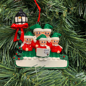 Caroler Family of 5