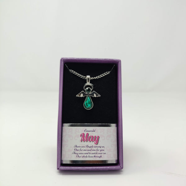 Angel Necklace - May