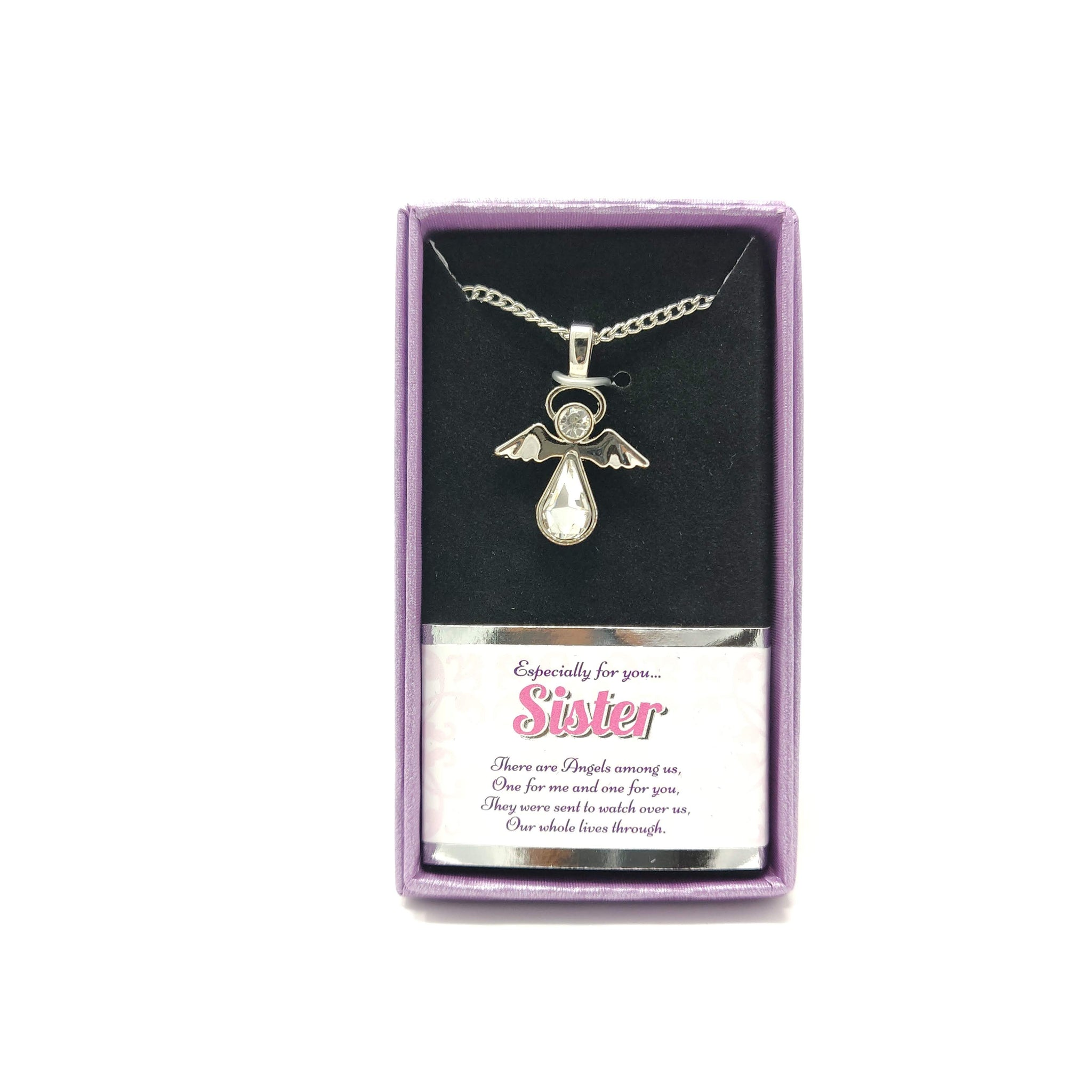 Angel Necklace - Sister