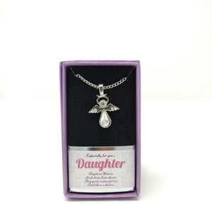 Angel Necklace - Daughter
