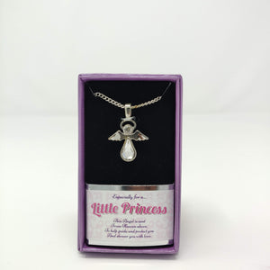 Angel Necklace - Little Princess