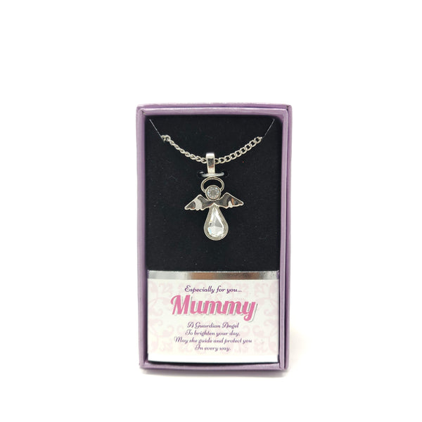Angel Necklace - Mummy