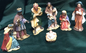Dainty Nativity