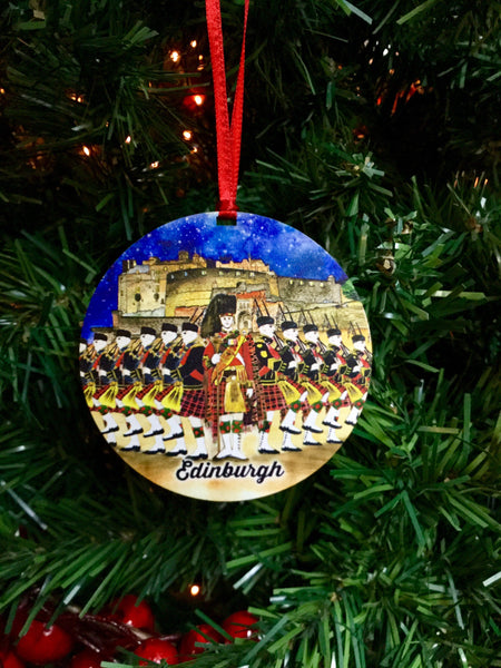 Edinburgh Military Tattoo Medallion