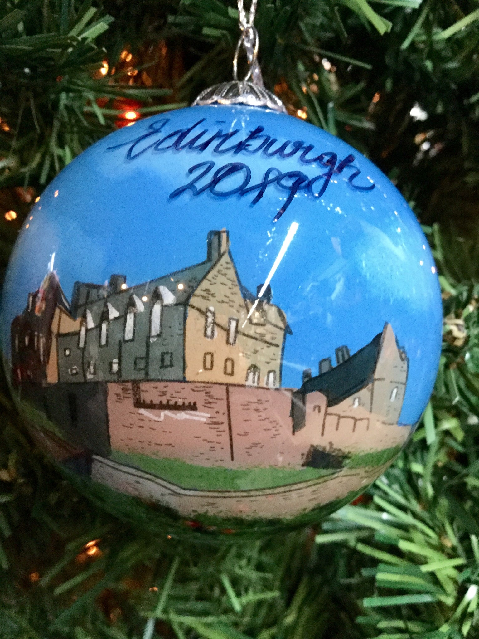 Edinburgh Bauble