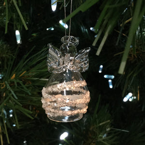 Praying Angel Tree Decoration