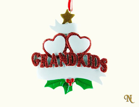 Grandkids Two Hearts
