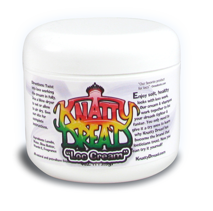 Knatty Dread Dreadlocks Cream