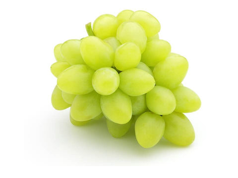 Green Seedless Grapes (500gms)