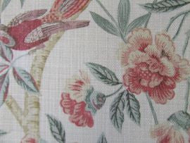 #Abbeville 223968 Rose/Calico  Sanderson