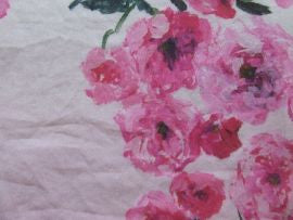 #FDG2302/01 Trailing Rose  Designers Guild
