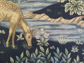 =The Brook 224497 Tapestry Blue William Morris