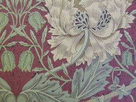 =Honeysuckle & Tulip 214700 William Morris