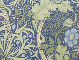 #Morris Seaweed 214713 William Morris