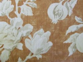 *Magnolia and Pomegranate 225506 Russet/Wheat  Sanderson