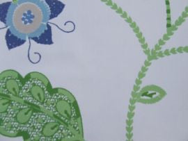 #Thibaut Wallpapers Portofino T24369 Blue and Green