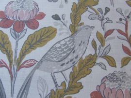 /Orchard Birds Ochre F1316/03