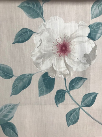Sanderson Fabric Poet's Rose Blush 226736