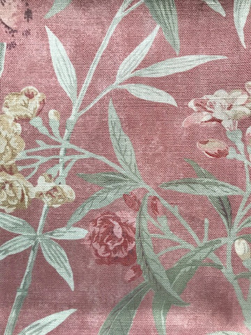 Colefax and Fowler Oleander Red F4707-01