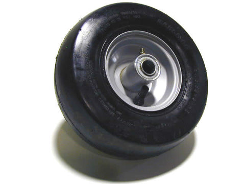 10007  Front Caster Wheel/Tire Assembly