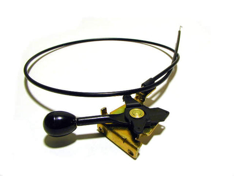 10115  Throttle Cable-Complete