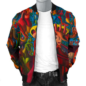 Summertime Bomber Jacket