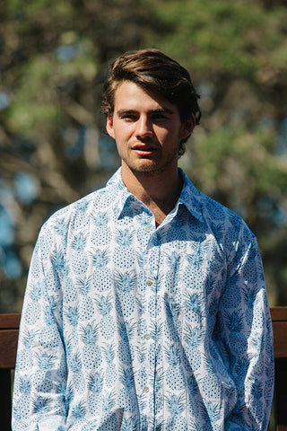 PINEAPPLE MENS SHIRT