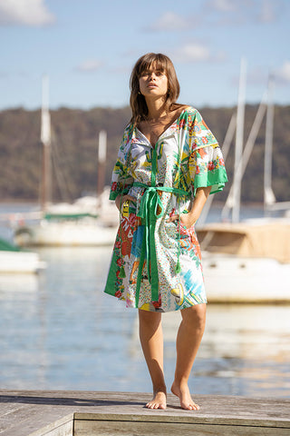 TEQUILA SMOCK DRESS - SALE