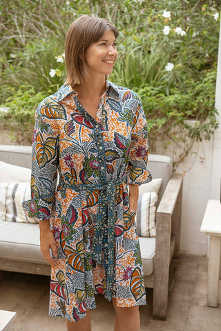 SAFARI COAST SHIRTDRESS
