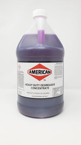H. D. Degreaser Concentrate