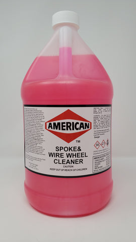 Spoke & Wire Wheel Cleaner