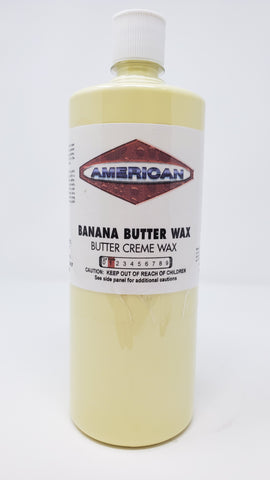 Banana Butter Wax