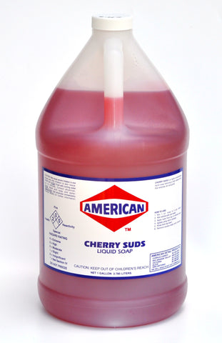 Cherry Suds - Liquid Soap