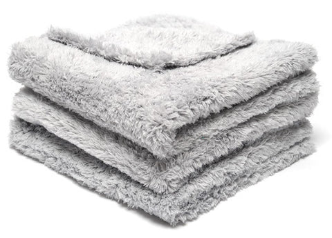 Ultra Plush Edgeless Microfiber Towel