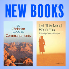 New Books — Available Today in Paperback and PDF