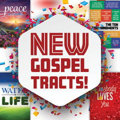 New Gospel Tracts