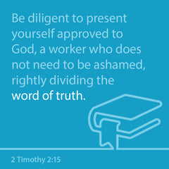 2 Timothy 2:15 Graphic