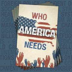 New Election Tract: Who America Needs